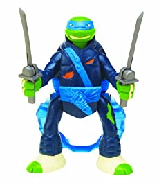 Teenage Mutant Ninja Turtles Throw N Battle Leo