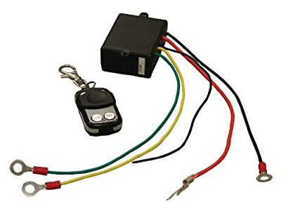 CSI W520 Wireless Winch Remote Kit