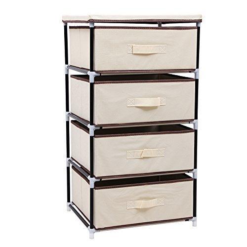 songmics-4-drawer-beige-diy-storage-wardrobe-cabinet-multiple-purpose-storage-unit-845-cm-rlg14m