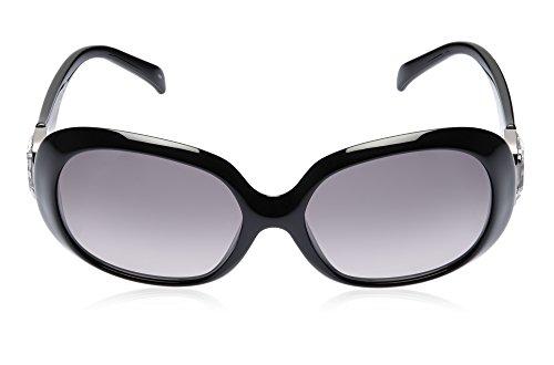 Fendi Fendi Oversized Sunglasses (Black) (FS 5190R|001|58) (Multicolor)