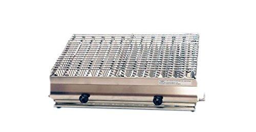 export-f2-maxi-barbecue-gas-griglia-acciaio-inox-12bruciatori-2fuochi-cottura-cibo-combinato-facile-