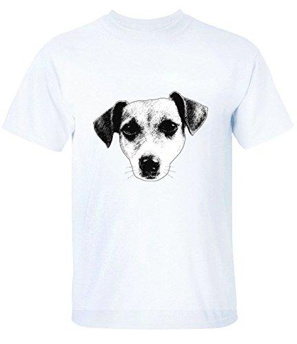 ljcnr-camiseta-para-hombre-blanco-blanco-xs