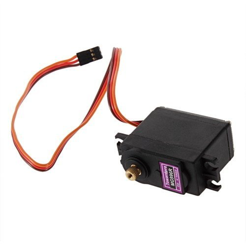 SMAKN® High Torque MG996R Metal Gear Digital Servo for Futaba JR RC Car Boat Helicopter