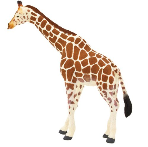 Mojo Fun 387006 Giraffe - Realistic International Wildlife Toy Replica