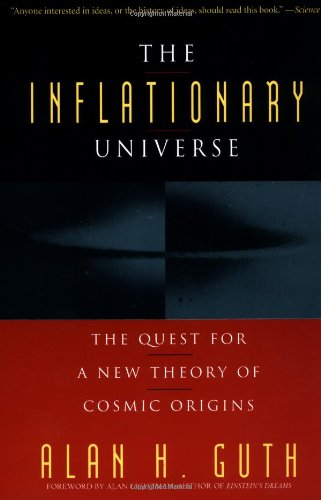 The Inflationary Universe: Alan Guth: 9780201328400: Amazon.com: Books