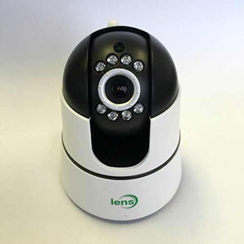 "Recon 720p (1280*720) High Resolution ""Wifi"" Wireless P2P IP Camera"