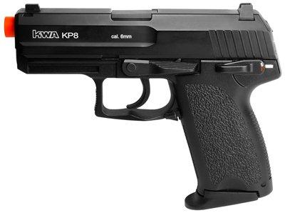 KWA KP8 Compact  NS2 gas system airsoft gun