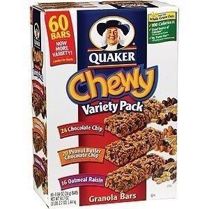 Quaker Chewy Granola Bars  Quaker Granola Bars