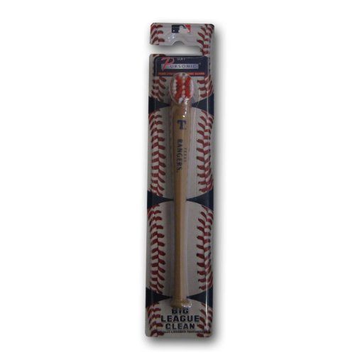Pursonic Baseball Bat Toothbrush - Texas Rangers at Amazon.com