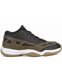 """Air Jordan 11 Retro Low """"Croc"""" Men's Basketball Shoe"""