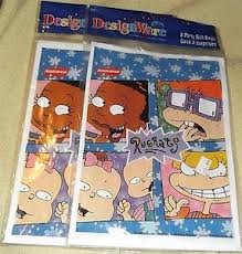 Nickelodeon Rugrats 8 Party Gift Bags by DesignWare - 1