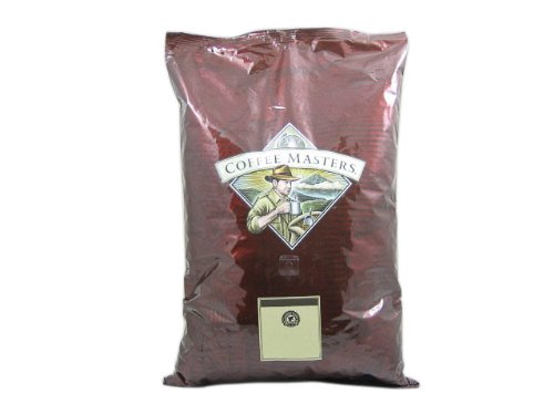 Jamaican Me Crazy Mountain Water Decaffeinated Coffee, Ground (5 Pound Bag)