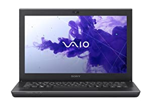 Sony VAIO S Series SVS13A12FXB 13.3-Inch Laptop (Black)
