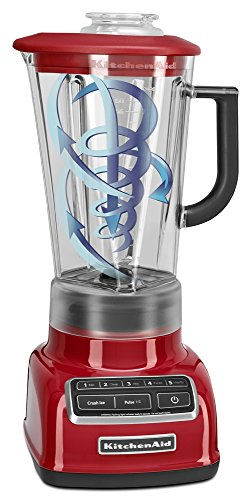 blender with 60 ounce bpa free pitcher empire red kitchenaid best