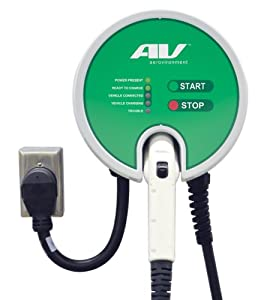 AeroVironment EV Charger: Plug-In, 25' cable, 30A, 7.2kW