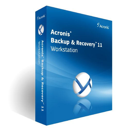 Acronis Backup & Recovery 11 Workstation incl. AAP Box