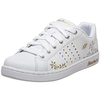 Amazon.com: Skechers Women's Amberlight Rhinestone And