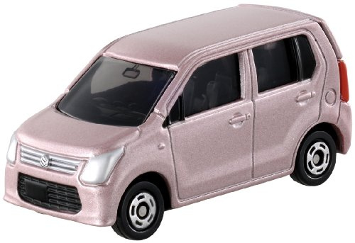 No.58 Suzuki Wagon R box Tomica - 1