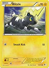 Pokemon - Blitzle (56/149) - BW - Boundaries Crossed - Reverse Holofoil