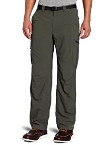 Columbia Mens Silver Ridge Cargo Pant by Columbia