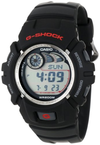 Casio Men's G2900F-1V G-Shock Classic 10-Year Battery Watch