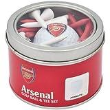 Arsenal Ball and Tee Set
