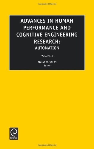 Advances in Human Performance and Cognitive Engineering Research, Volume 2 (Advances in Human Performance and Cognitive