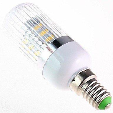 Warm White Led Bulb E14 8W 27Smd5630 2500-3500K 220V