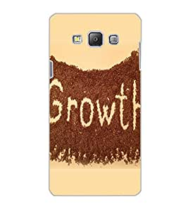 SAMSUNG GALAXY A7 GROWTH Back Cover by PRINTSWAG