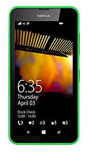 Nokia Lumia 635 Sim Free Windows Smartphone - Green
