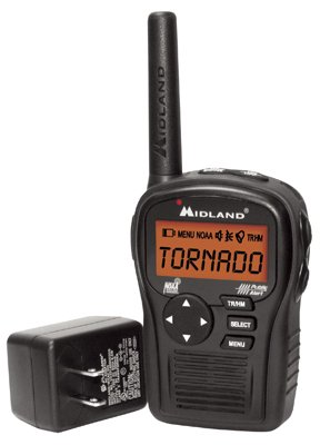 Midland Radio Hh54vp Portable Weather Alert Radio Portable Radios by Midland Radio