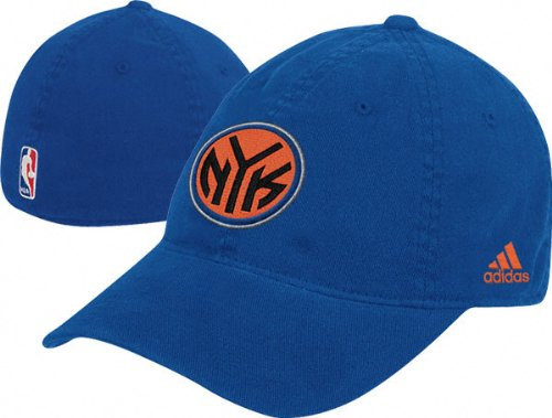 New York Knicks 2010-2011 Blue Basic Logo Slouch Flex Fit Hat. $18.00 $17.95