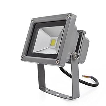 10w dc 12v super bright outdoor led flood lights cool white warm. Black Bedroom Furniture Sets. Home Design Ideas