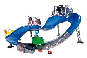 Mattel W7171 Disney Cars Micro Drifters - Pista para coches