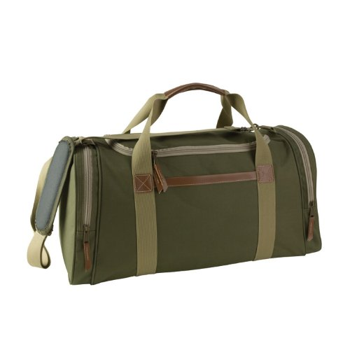 Saturn Business Carry on Duffel Bag, Olive Green