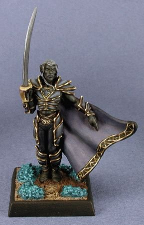 Toreth, Male Dark Elf - 1