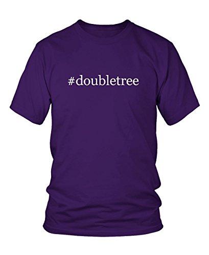 doubletree-hashtag-mens-adult-short-sleeve-t-shirt-purple-x-large