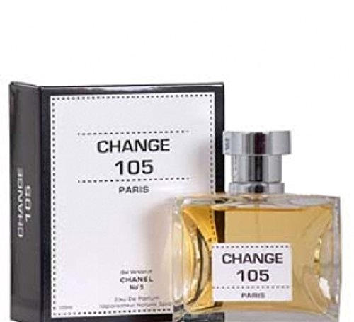 HelloMissLand discount duty free No5 Change 105 Paris Womens Perfume Eau De Parfum 100ml/3.4oz (Imitation)