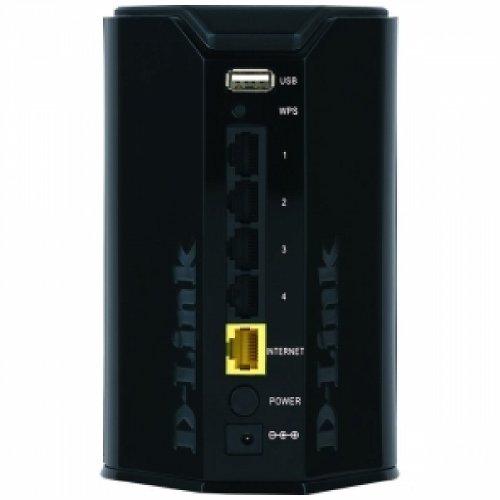 Wl N600 Dual Band 11Bgn Gigabit Cloud Router Wpa/Wpa2 4Port
