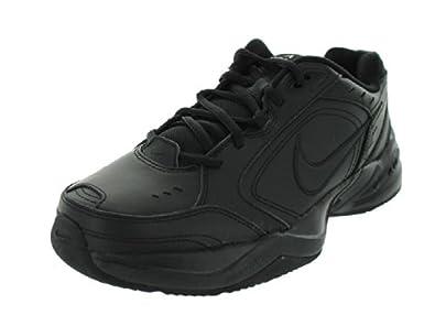 Nike Men's Air Monarch IV 7 Training Shoe, BLACK///BLACK, 7 D(M) US