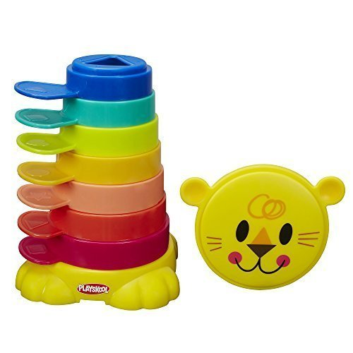 Playskool Stack 'n Stow Cups by Playskool by Playskool