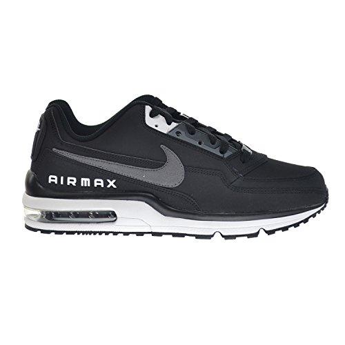 Nike Air Max LTD 3 Mens' Shoes Black/Dark Grey-White 687977-011 (10.5 D(M) US)