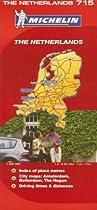 Michelin Netherlands (Michelin Map)