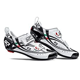 Sidi 2013 Men's T3 Carbon Air Triathlon Cycling Shoes
