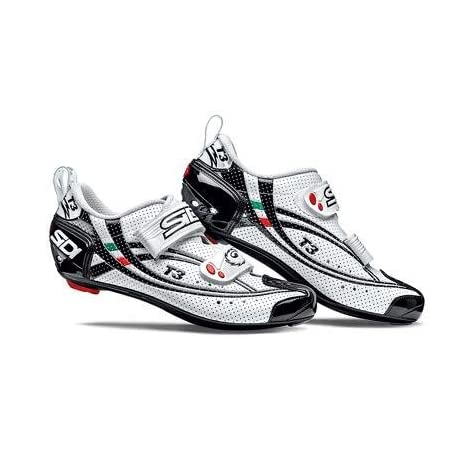 Sidi 2014/15 Men's T3 Carbon Air Triathlon Cycling Shoes