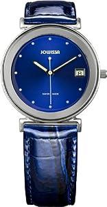 Jowissa Women's J2.055.L Strada Blue Date Watch
