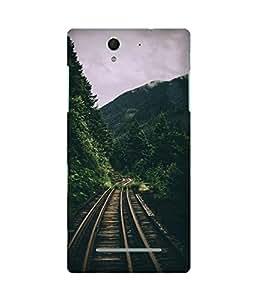 Track Me Down Sony Xperia C3 Case