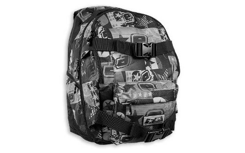 Planet Eclipse 2013 Gravel Backpack - E Logo Grey