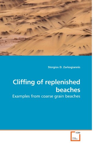 Cliffing of replenished beaches: Examples from coarse grain beaches