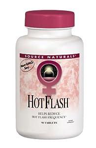 Source Naturals Hot Flash, 180 Tablets